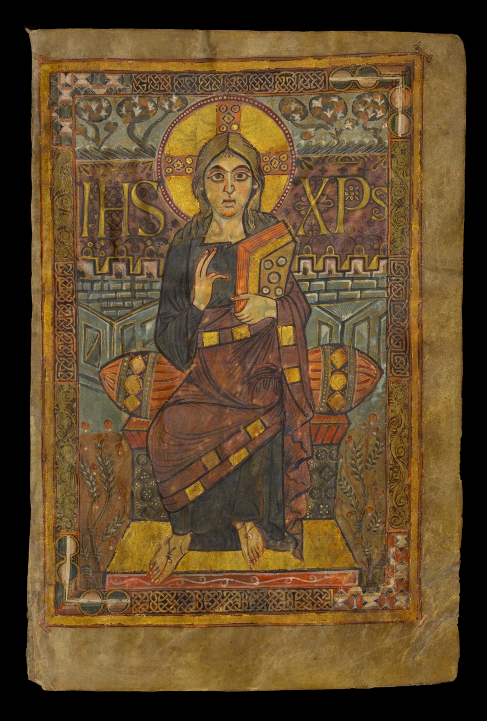 Christ in Majesty Icon